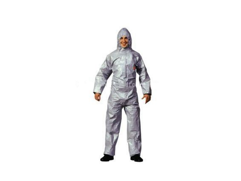 Tychem C Coverall - Chemical