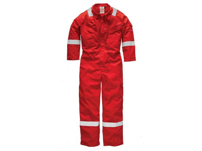 Lightweight Pyrovatex Flame Retardant Coverall